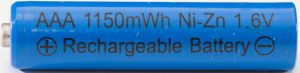 ni-zn battery
