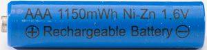 ni-zn battery