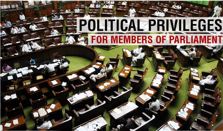 political privileges