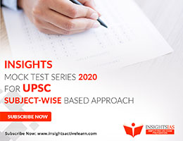INSIGHTS UPSC IAS CURRENT AFFAIRS QUESTIONS