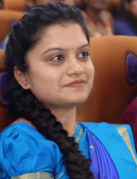Lakshmi N rank 45 IAS Topper UPSC, Lakshmi IAS Karnataka